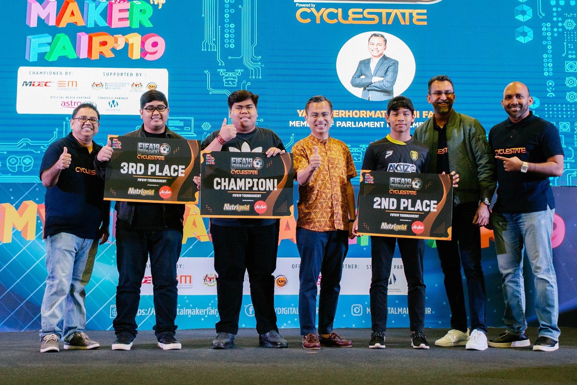 Malaysia's eSports Agency for the Future